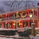 Christmas at the Buxton Inn, Granville, OH