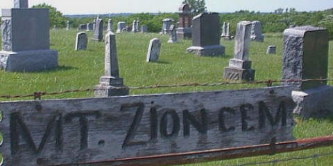 Old Mt Zion Cemetary
