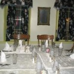 A view of the Buxton Inn interior. Photo taken by the North Ohio Paranormal Scientific Society NOPSS.