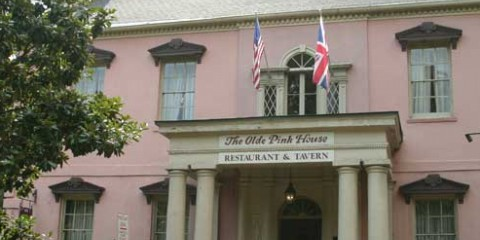 The Olde Pink House Restaurant and Tavern