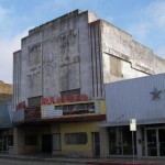 The Old Rialto Theater on Main Street : Photo courtesy http://www.texasescapes.com/TexasPhotography/Terry-Jeanson-Photography.htm