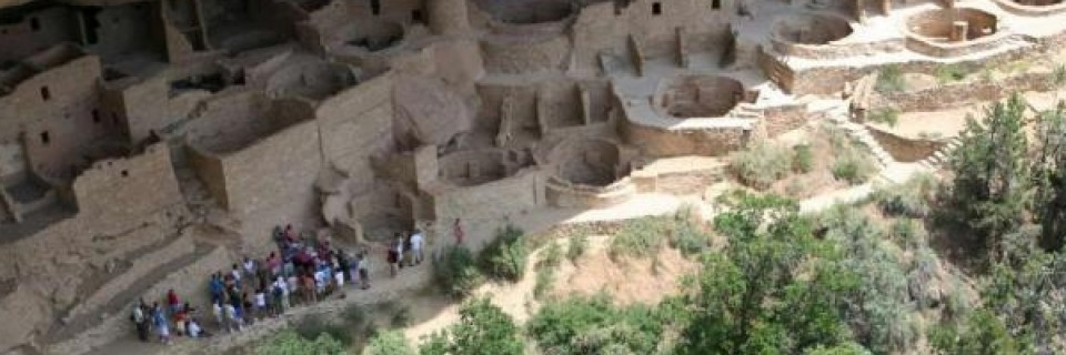 Mesa Verde- Cliff Palace