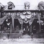 The Stouch Tavern circa 1906.
