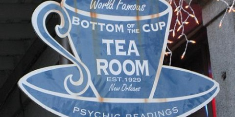 Bottom of the Cup Tea Room