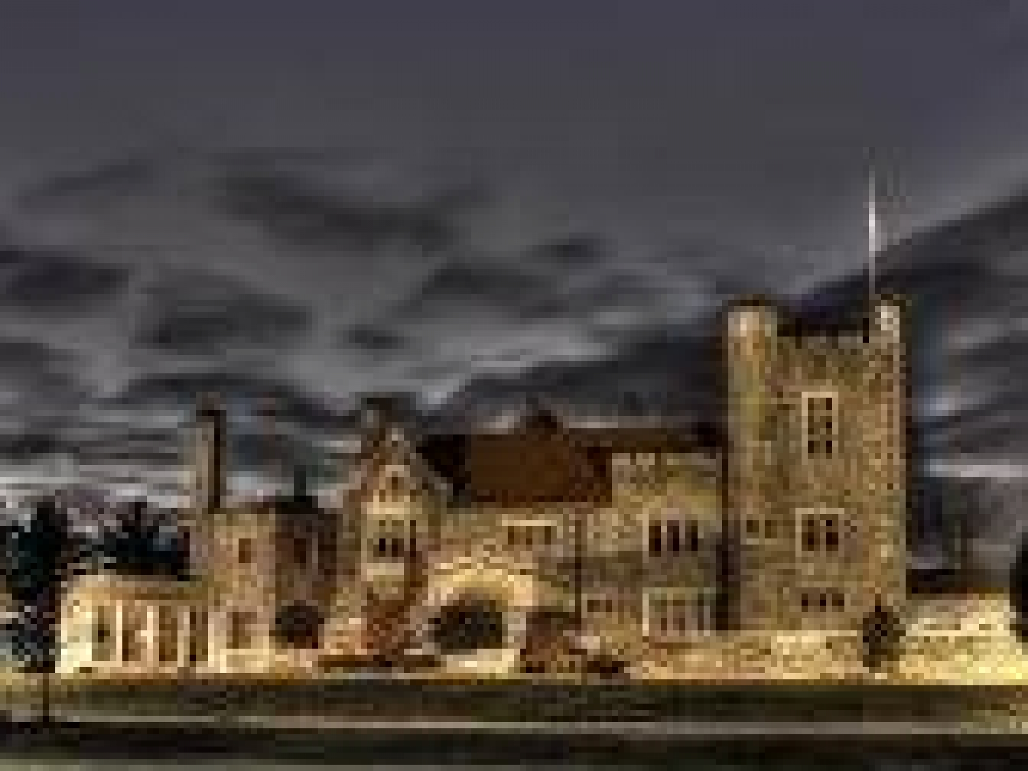 Haunting Of Glamorgan Castle Haunted Places In 200