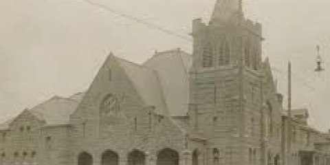 First Methodist Protestant Church | First United Methodist Church of Seattle
